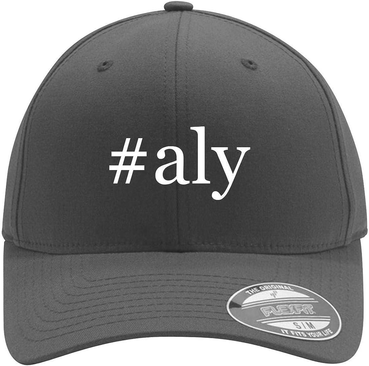 #aly - Adult Men's Hashtag Flexfit Baseball Hat Cap 61yVFnaZsqL