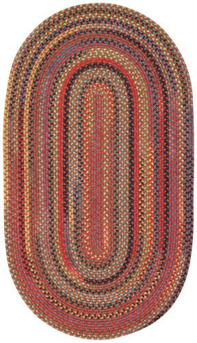 High Rock Multi Rug Rug Size: Concentric Runner 2'3