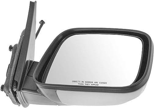 Mirror Side View Power Satin Chrome Cap LH Left RH Right Pair Set for 06-11 HHR