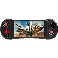 Ipega PG-9087 Red Samurai Bluetooth Gamepad Contrôleur de jeu Extensible Joystick sans fil Smartphone jusqu'à 6,2 pouces Télécommande pour Android / PC