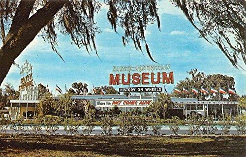 (Silver Springs Florida Early American Museum Vintage Postcard K86606)
