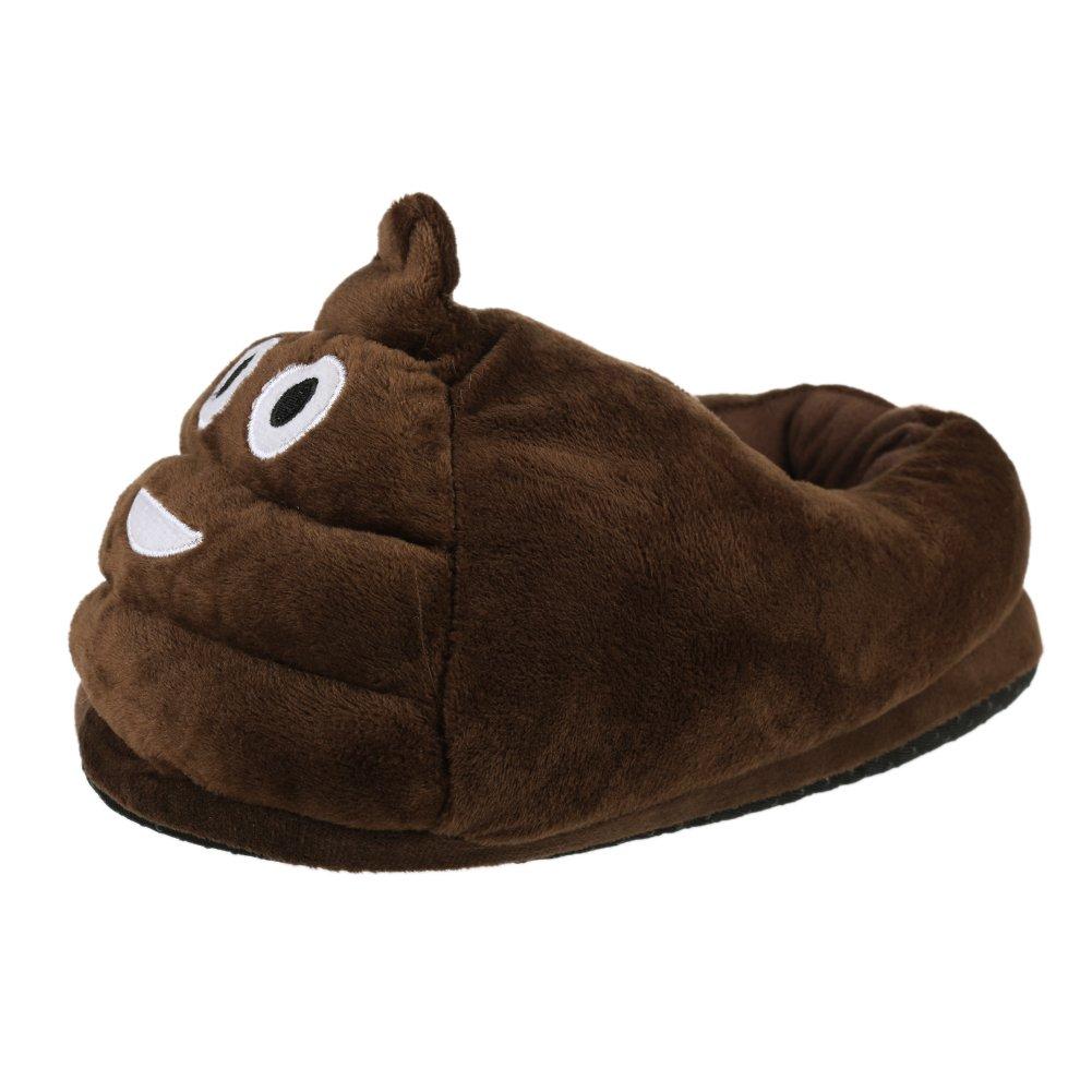 chaussures chaussures d chaud hiver des chaud smiley slipers doux jolie bd des pantoufles Poo-old acfa48d - epictionpvp.space