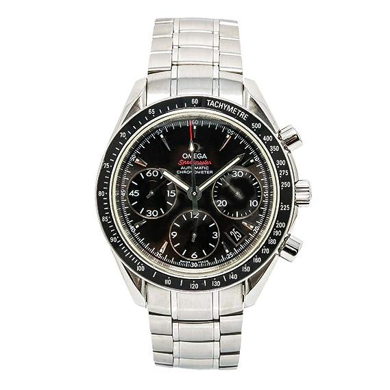 Omega Speedmaster automatic-self-wind Mens Reloj 323.30.40.40.06.001 (Certificado) de segunda mano: Omega: Amazon.es: Relojes