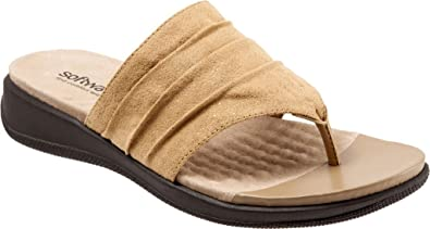 1790c611d49798 SoftWalk Women s Toma Tan Twinkle Sandal  Amazon.co.uk  Shoes   Bags