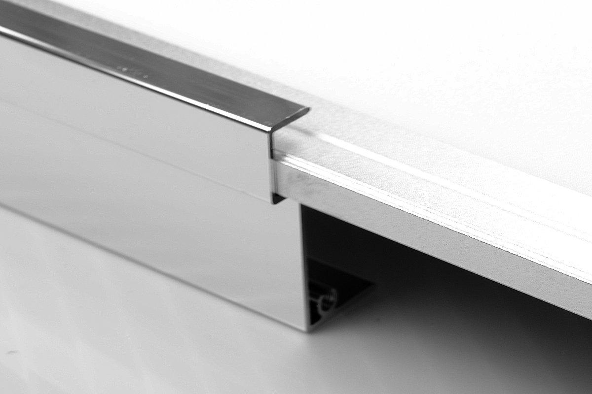 LUMIXON LED Panel Rahmen Gehäuse Aufbaurahmen Aufputz-Rahmen ...