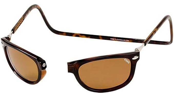 Amazon.com: Clic – Gafas de sol, Color Ashbury magnéticas ...