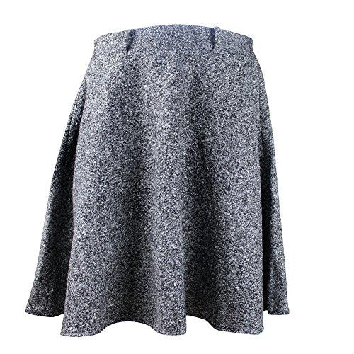 eYourlife2012 Womens Winter Fall Soft Wool Woolen Expansion Fishtail Mermaid Midi Skirt Skirts (Skirt Soft Wool)