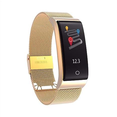 HKPLDE Color Screen Fitness Tracker/Bluetooth Smartwatch ...