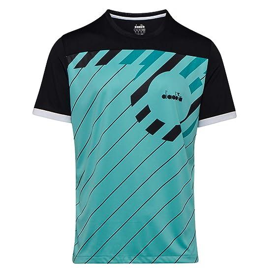Diadora T Shirt T Shirt pour Homme: : Vêtements