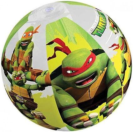 Amazon.com: Teenage Mutant Ninja Turtles - Pelota de playa ...