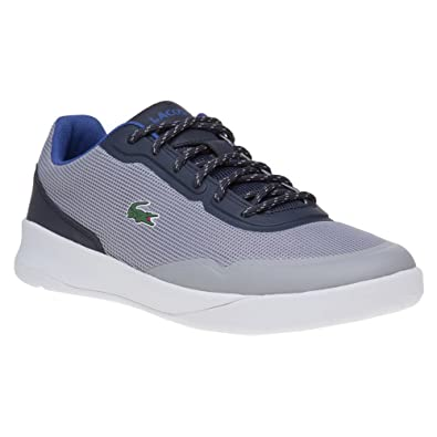 6043950969 Lacoste Lt Spirit 217 Trainers Grey  Amazon.co.uk  Shoes   Bags