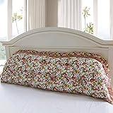 Bedside cushion / washable backrest / large backrest / long bed pillow / sofa cushion / double bed headrest ( Color : A , Size : 20053cm )