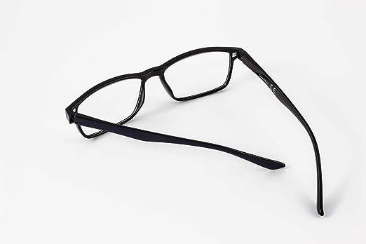 Gafas de lectura con iman para sol - Gafas de presbicia - Vista cansada graduadas - Unisex - Mujer - Hombre - 6016 (C3, 1.50 Dioptrías)