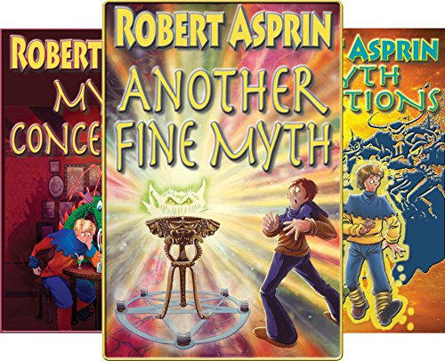 Myth Adventures (11 Book Series)
