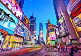 puzzle of new york city - Times Square, New York City 1500 pc Colorluxe Puzzle