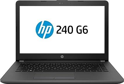"""HP 240 - Ordenador portátil de 14"""" (Intel Core i3-7020U, 8"""