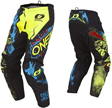 O/'Neal Element Racewear Moto Cross Trousers MX Enduro MTB DH Downhill Freeride Trail
