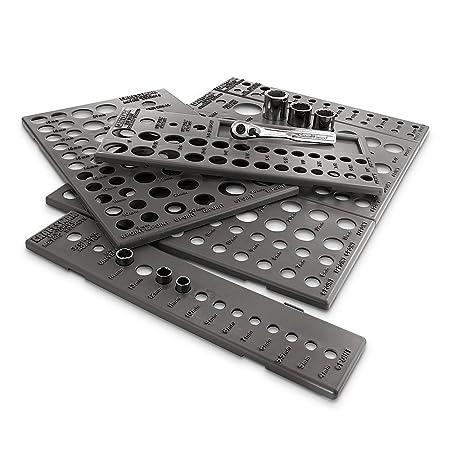 Craftsman Socket Organizer For Tool Drawer 6 Trays Holds