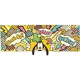 グーフィー ディズニー ヘッド タオル オレンジ 日除け スポーツ タオル ファンキャップ ( 東京 ディズニーリゾート限定 グッズ )