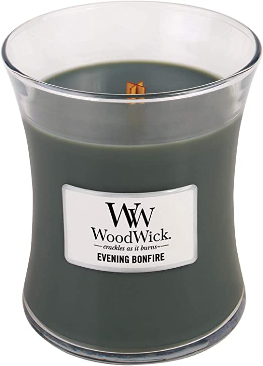 Evening Binfire Smart Melt Scented Wax Cup By Woodwick Candles
