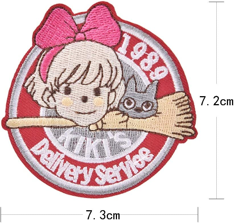Oh Sweet Text Iron On Embroidery Applique Patch Sew Iron Badge