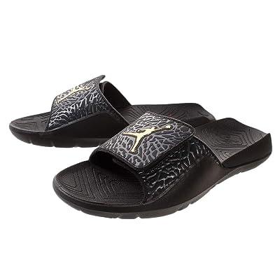 Jordan Nike Men's Hydro 7 V2 Black BQ6290-007 | Fashion Sneakers