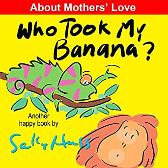 Who took my banana funny bedtime storychildrens picture book print list price 1299 fandeluxe Image collections