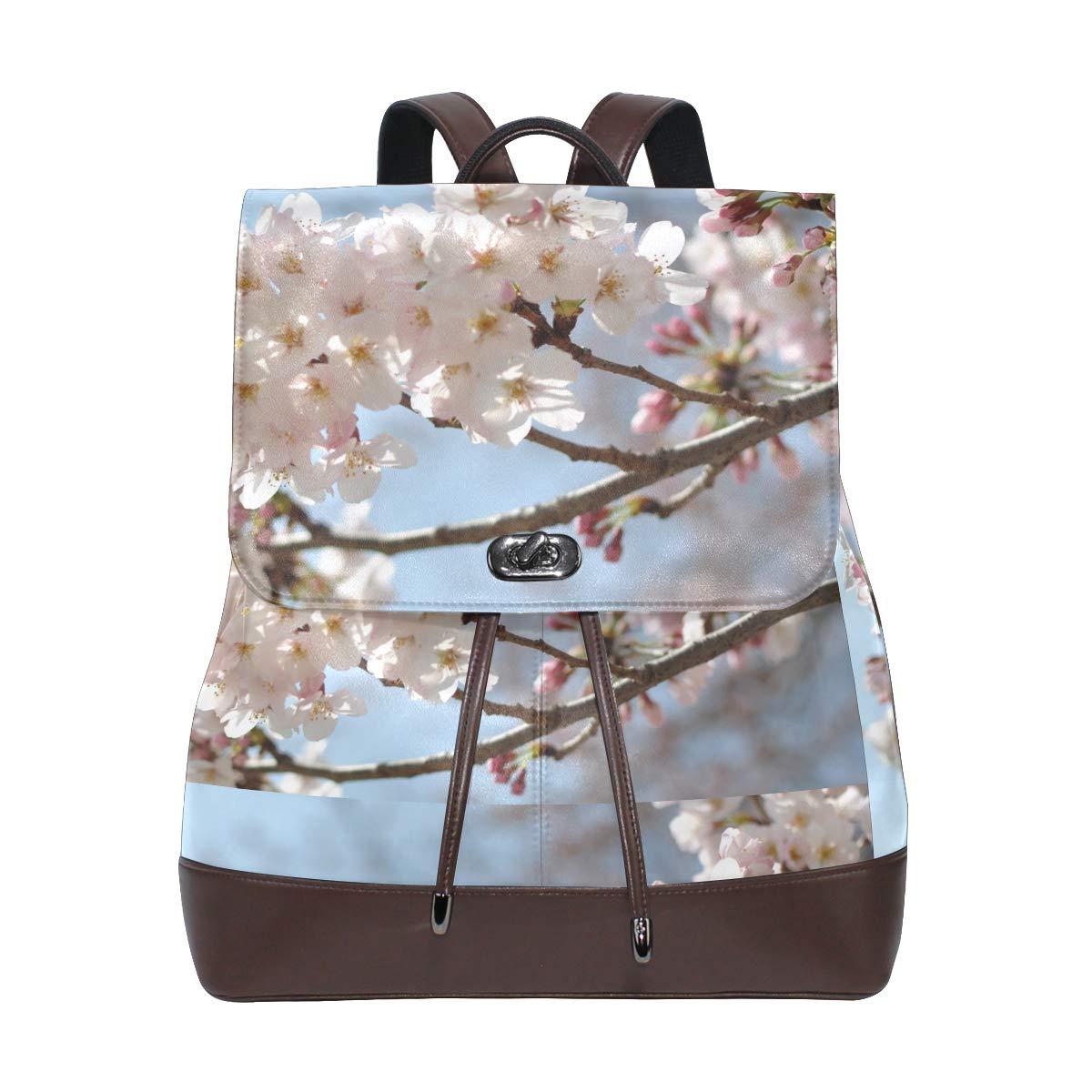 FAJRO Cherry Blossomtravel zaino borsa scuola confezione