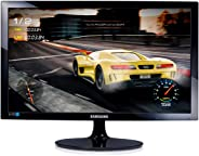 Monitor Gamer Led Full HD, HDMI, 1Ms, 75Hz, Samsung, LS24D332HSX/ZD, 24