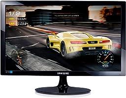 "Monitor Gamer Led Full HD, HDMI, 1Ms, 75Hz, Samsung, LS24D332HSX/ZD, 24"""