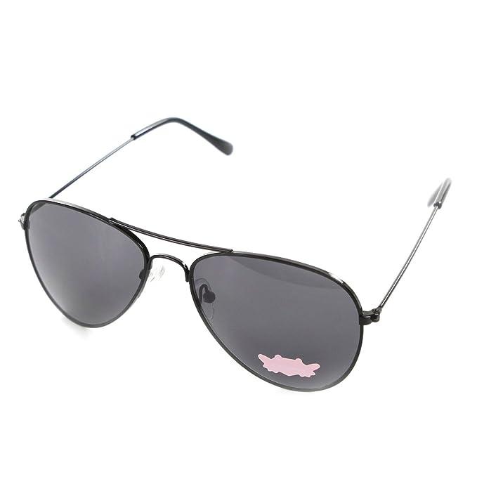 City Vision - Gafas de sol - para niño negro talla única ...
