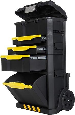 Caja T genérica con Dos Cajas de Herramientas Desmontables para Maletero y cajón portátil: Amazon.es: Electrónica