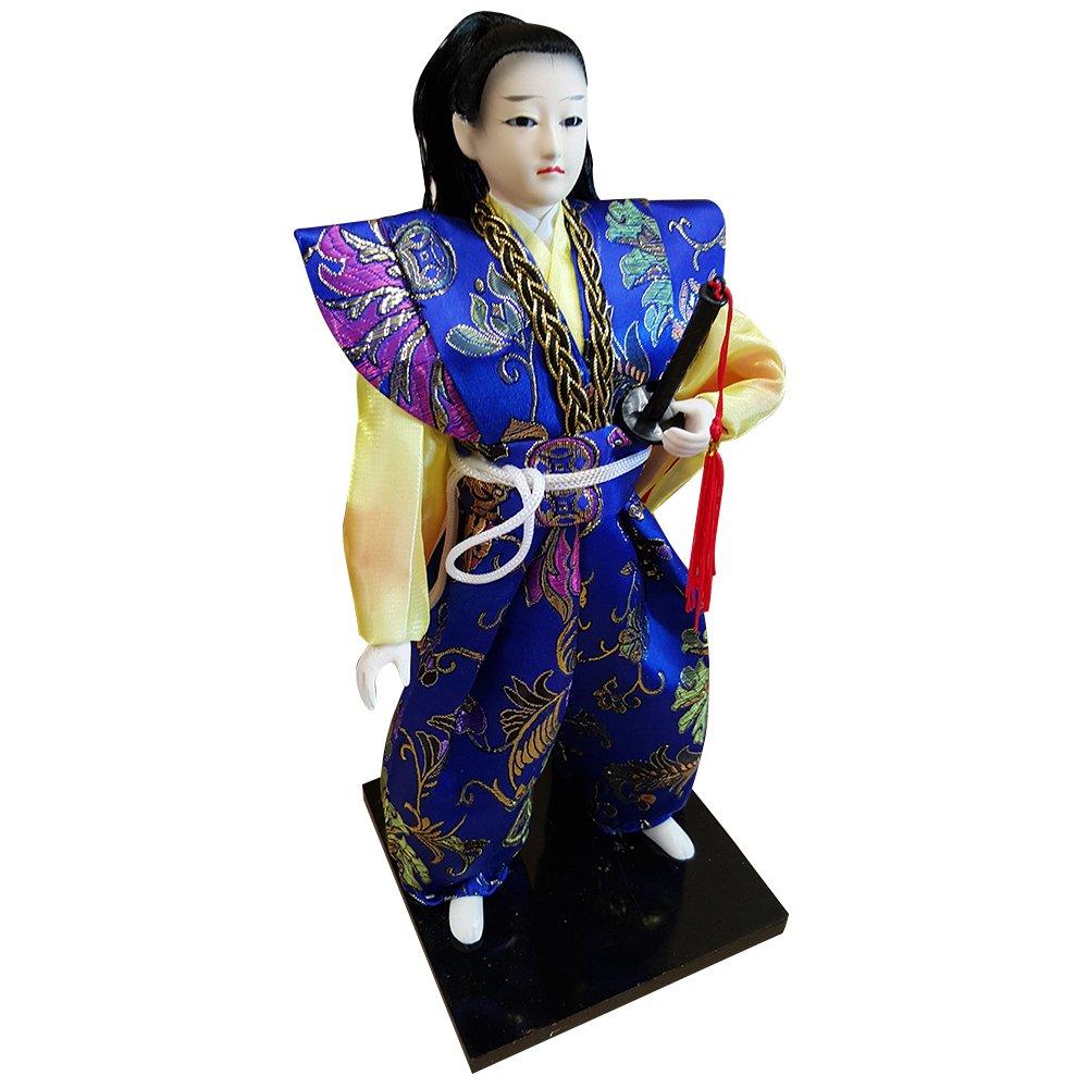 12'' Japanese Samurai Doll THY2012-12
