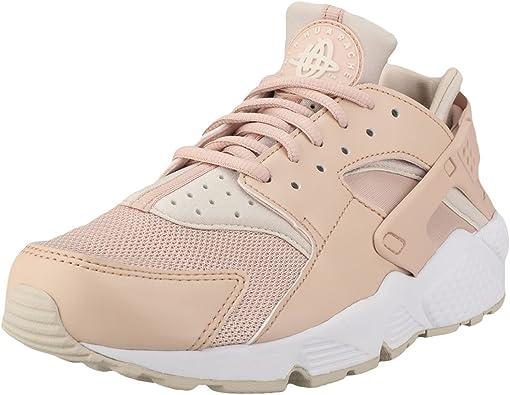 Cabra Alboroto Suradam  Nike Wmns Air Huarache Run, Entrenadores Mujer: NIKE: Amazon.es: Zapatos y  complementos