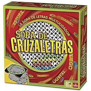 Goliath Sopa de Cruza-Letras, juego de sopa de letras