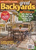 Great Backyards 2013 Magazine Country Collectibles 77