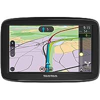TomTom navigatie VIA 62, 6 inch met handsfree bellen, TomTom Traffic via smartphone en kaarten van Europa, resistief…