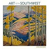 Art of the Southwest 2018 Wall Calendar