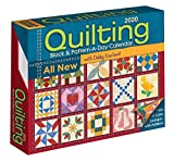 Books : Quilting Block and Pattern-a-Day 2020 Calendar