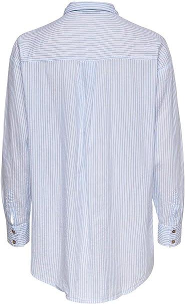 Only - Camisa para Mujer con diseño de bailarín en la Nube ...