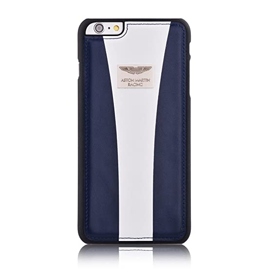brand new e4520 63a06 Amazon.com: Official Aston Martin Luxury Leather Back Cover Case For ...