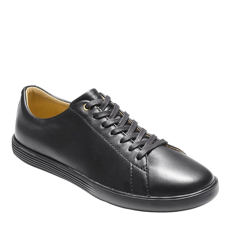 [コールハーン] [Women's]【公式】グランド クロスコート II レディース W11519 B075F72X15  Black Leather-black 6 B(M) US