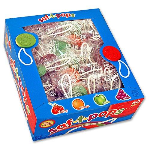 Saf T Pops Assorted 60 ct box