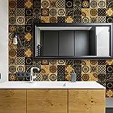 bathroom tiles ideas Ambiance Tile Stickers