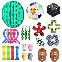 Flying Hedwig Sensory Fidget Toys Sensoriska leksaker för autism, ADHD. Stresslindrande bollar, sojabönekompress, flip…