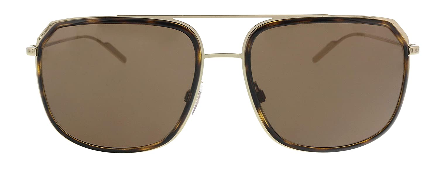 Dolce /& Gabbana Mens DG2165 Polarized Sunglasses