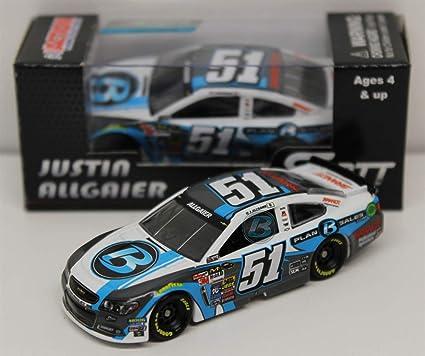 Amazon.com: Justin Allgaier 2014 planbsales. com NASCAR ...