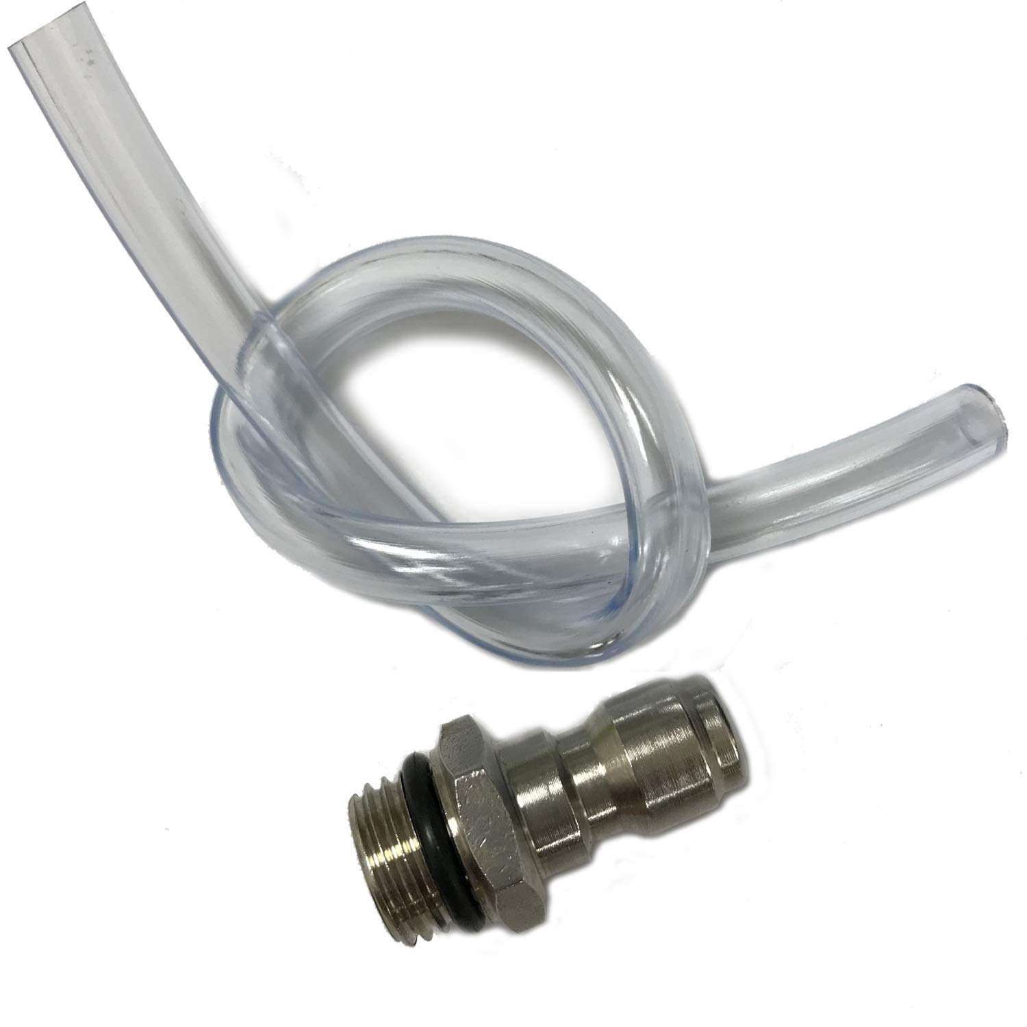 1//4 Quick Connector for Foam Cannon with 1//4 OD Tubing Foseal inc