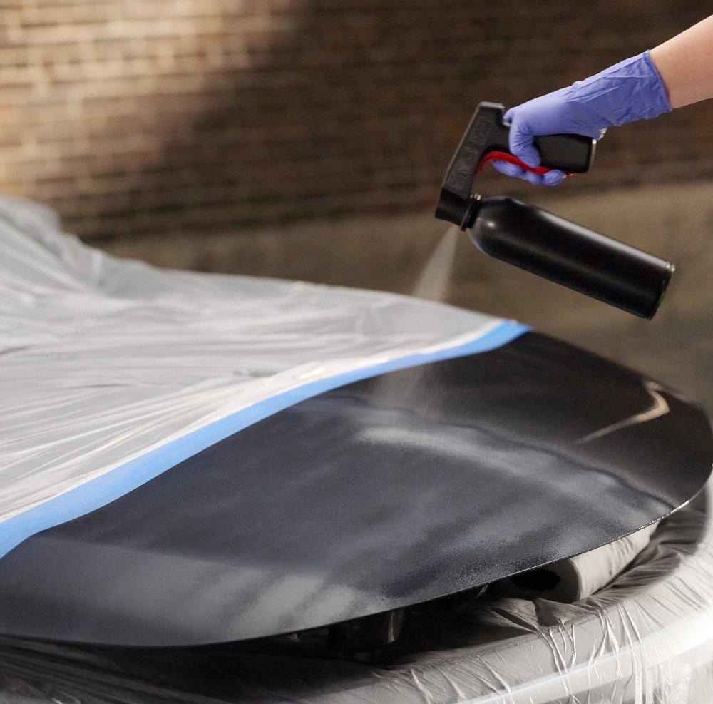 C3 C4 C5 C6 C7 Corvette 1968-2014 Paint Defender Spray-On Clear Mask//Bra Removable