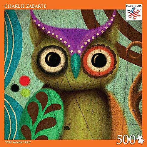 Andrews + Blaine The Samba Tree Puzzle (500 -